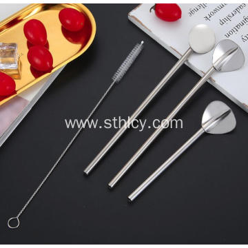 304 Food Grade Stainless Steel Straw Wholesale